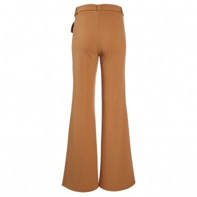 Amber pants flair camel AK